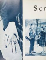 1963 Maine East High School Yearbook Page 128 & 129
