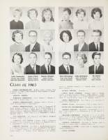 1963 Maine East High School Yearbook Page 138 & 139