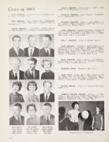 1963 Maine East High School Yearbook Page 152 & 153