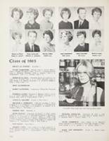 1963 Maine East High School Yearbook Page 156 & 157