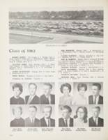 1963 Maine East High School Yearbook Page 158 & 159