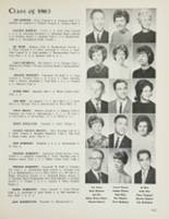 1963 Maine East High School Yearbook Page 166 & 167