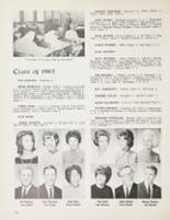 1963 Maine East High School Yearbook Page 168 & 169