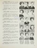 1963 Maine East High School Yearbook Page 174 & 175