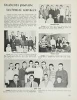 1963 Maine East High School Yearbook Page 206 & 207