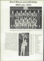 1975 Eastern High School Yearbook Page 52 & 53