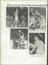 1975 Eastern High School Yearbook Page 54 & 55