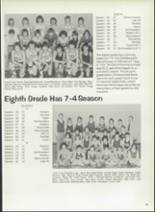 1975 Eastern High School Yearbook Page 56 & 57