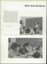 1975 Eastern High School Yearbook Page 70 & 71