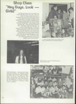 1975 Eastern High School Yearbook Page 86 & 87
