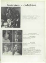 1975 Eastern High School Yearbook Page 100 & 101
