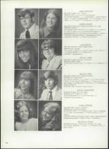 1975 Eastern High School Yearbook Page 104 & 105
