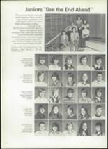 1975 Eastern High School Yearbook Page 118 & 119