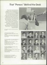 1975 Eastern High School Yearbook Page 132 & 133