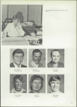1975 Eastern High School Yearbook Page 134 & 135