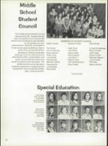 1975 Eastern High School Yearbook Page 136 & 137
