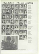 1975 Eastern High School Yearbook Page 138 & 139