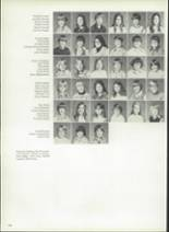 1975 Eastern High School Yearbook Page 142 & 143