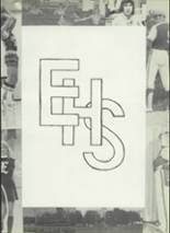 1975 Eastern High School Yearbook Page 166 & 167