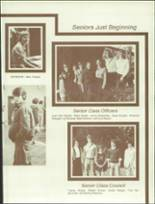 1981 Patch American High School Yearbook Page 22 & 23
