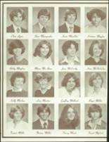 1981 Patch American High School Yearbook Page 28 & 29