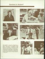 1981 Patch American High School Yearbook Page 36 & 37