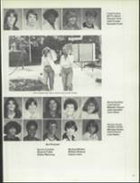 1981 Patch American High School Yearbook Page 40 & 41