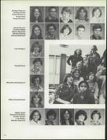 1981 Patch American High School Yearbook Page 44 & 45