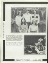 1981 Patch American High School Yearbook Page 48 & 49