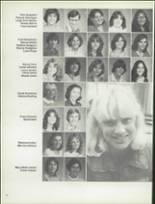 1981 Patch American High School Yearbook Page 52 & 53