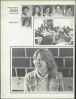 1981 Patch American High School Yearbook Page 56 & 57
