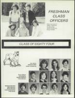 1981 Patch American High School Yearbook Page 58 & 59
