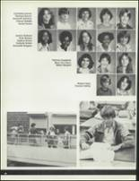 1981 Patch American High School Yearbook Page 62 & 63