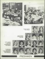 1981 Patch American High School Yearbook Page 64 & 65