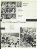1981 Patch American High School Yearbook Page 66 & 67