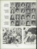 1981 Patch American High School Yearbook Page 72 & 73
