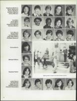 1981 Patch American High School Yearbook Page 74 & 75
