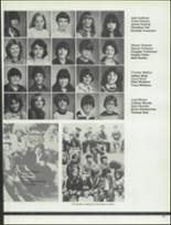 1981 Patch American High School Yearbook Page 84 & 85