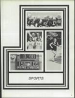 1981 Patch American High School Yearbook Page 86 & 87