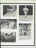 1981 Patch American High School Yearbook Page 90 & 91