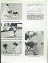 1981 Patch American High School Yearbook Page 92 & 93
