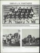 1981 Patch American High School Yearbook Page 96 & 97