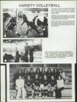 1981 Patch American High School Yearbook Page 100 & 101