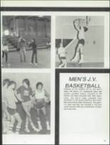 1981 Patch American High School Yearbook Page 104 & 105