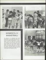 1981 Patch American High School Yearbook Page 108 & 109