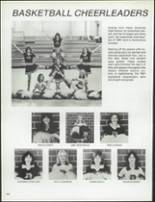 1981 Patch American High School Yearbook Page 110 & 111