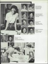1981 Patch American High School Yearbook Page 120 & 121