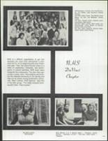 1981 Patch American High School Yearbook Page 122 & 123