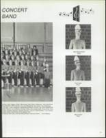 1981 Patch American High School Yearbook Page 124 & 125