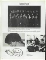 1981 Patch American High School Yearbook Page 130 & 131